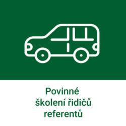 Pravidelné školení řidičů referentů